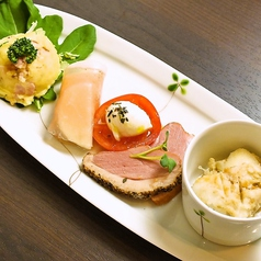 おうちキッチンふわりのおすすめ料理1