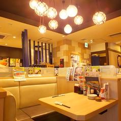 2名様向けのお席なので、デートなどにおすすめです。洒落た照明が雰囲気抜群◎居心地の良い、落ち着いた雰囲気の店内です。柔らかく、座り心地の良いふかふかのソファー席で当店自慢の鮮魚を心行くまでお楽しみください。【鶯谷/居酒屋/個室/貸切/飲み放題/和食/海鮮/団体/大人数】