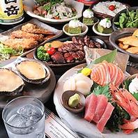 名古屋メシや国産の焼き鳥などがお手頃価格で味わえる◎