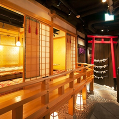 全席個室 創作Dining 天菜 Amana 三宮店の雰囲気1