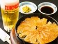 料理メニュー写真鉄なべ餃子(8個)