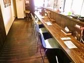 Rojiura Curry SAMURAI. 路地裏カリィ侍. 平岸店の雰囲気2