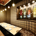 完全個室(壁・扉あり)#名古屋駅 #名駅 #個室 #肉 #チーズ #居酒屋