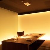 銀座完全個室居酒屋◆ 掘りごたつ席◆ 銀座の洗練された空間でのお食事はいかがでしょうか?掘り炬燵席、テーブル個室などお好みに合わせてご用意致します!当日のご予約もお受け致しますのでご気軽にお問合せくださいませ♪銀座での急な女子会に♪