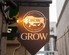 焼肉ダイニング GROWのロゴ