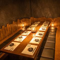隠れ家個室居酒屋 縁 えにし 札幌すすきの店の雰囲気1