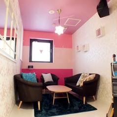 小個室。カフェの様な空間★
