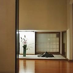 2階には個室を4部屋ご用意しております。