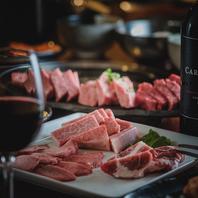 黒毛和牛と赤ワインのマリアージュ