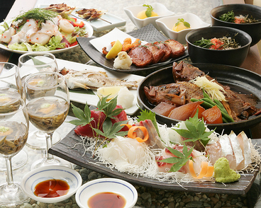 鮮魚 タマル商店のおすすめ料理1