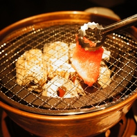 質の良い肉は良い炭火焼で焼き上げる♪