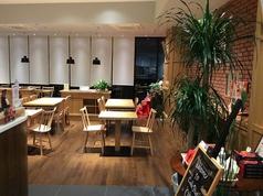ビストロアンドカフェスタジオ サンク cafestudio CINQの写真