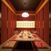 全席個室 創作Dining 天菜 Amana 三宮店の雰囲気2