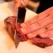 肉寿司の馬肉