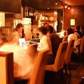 京都駅 個室居酒屋 御肴凸鉾の雰囲気2