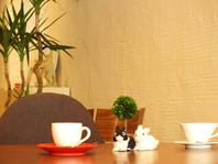 カフェスペース♪