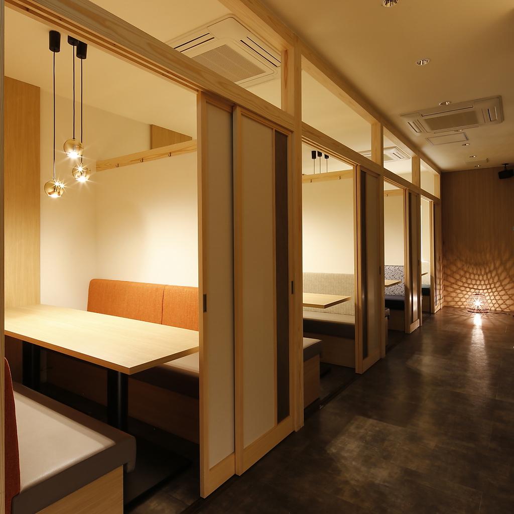 全席個室 お忍び居酒屋 焼き鳥と海鮮が美味い もぐもぐ 高松瓦町店|店舗イメージ3