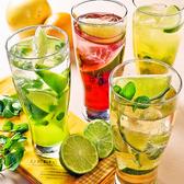 飲み放題も100種と豊富!リキュールも各種※写真はイメージです。