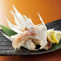 鯛カマのオーブン焼き