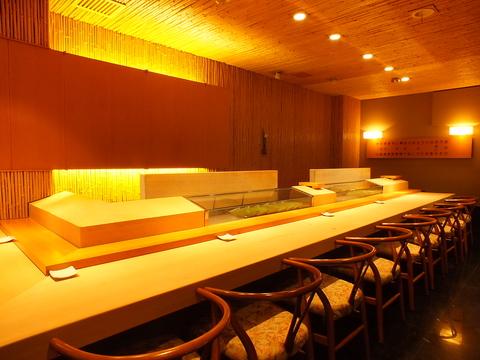渋谷の人々から長年愛され続けるお寿司屋さん。極上のお寿司をご堪能下さい。