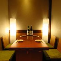 個室&隠れ家空間!手稲駅前1分の個室居酒屋