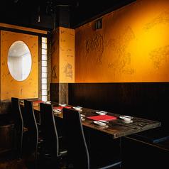 和牛寿司と奈良野菜 やまとの雰囲気1