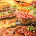 ≪全席完全個室≫◆食べ飲み放題プラン2500円~4780円◆