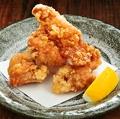 料理メニュー写真鶏の唐揚げ