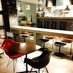 ブーガルーカフェ boogaloo cafe 三条木屋町店の写真