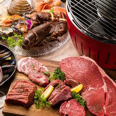 肉バルVS魚バル デザインフードマーケットの特集写真