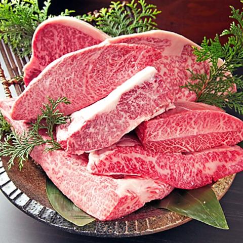 拘りの炭火で食す和牛革命!圧倒的肉質の和牛&大満足のボリュームの衝撃をご賞味あれ