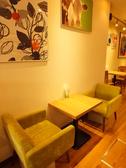 福カフェの雰囲気2