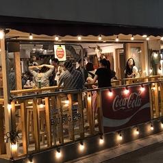 ジャミジャミ バーガー Jami Jami Burger 森野店の雰囲気1