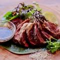 料理メニュー写真牛ハラミステーキグリル スパイシータイソース