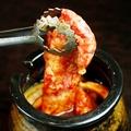 料理メニュー写真ロースの休日(壺漬けロース)/壷漬け中落ちカルビ