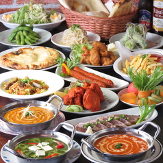 アジアンキッチン わだの写真