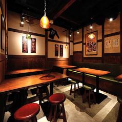 釜焼鳥本舗 おやひなや 渋谷ハチ公口店の雰囲気1