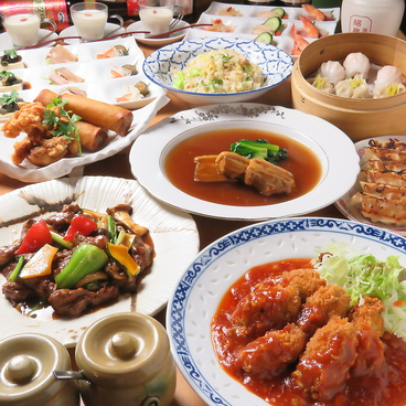 中華ダイニング 餃子屋台のおすすめ料理1