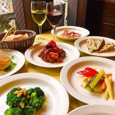 トラットリア ジラソーレ TRATTORIA GIRASOLEのおすすめ料理1