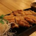 料理メニュー写真若鶏の唐揚げ 油辣ソース