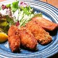 料理メニュー写真大粒カキフライ(4ヶ)