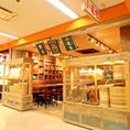 新橋駅烏森口徒歩1分のニュー新橋ビル地下1階24号。沢山のお店がありますが、「焼き小籠包マニア」ここをめがけて来てください!!