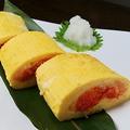 料理メニュー写真明太チーズ玉子焼き