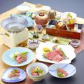 料理メニュー写真神戸牛づくしコース