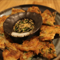 料理メニュー写真海鮮ニラチヂミ