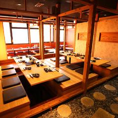 尼崎 居酒屋 完全個室 轟 とどろきの雰囲気1
