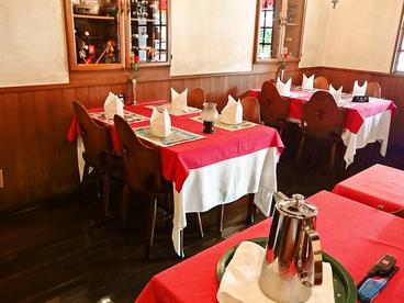 スイスレストラン ル・シャレーの雰囲気1