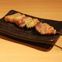 料理メニュー写真佐助豚バラ