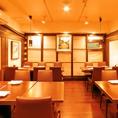 個室 ~20人 会社宴会でも収容可能な完全個室です