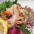 料理メニュー写真志摩サザエのお刺身